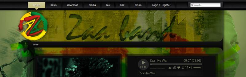 ZAA reggae band