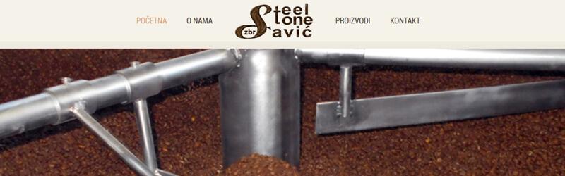 Steel Stone Savic