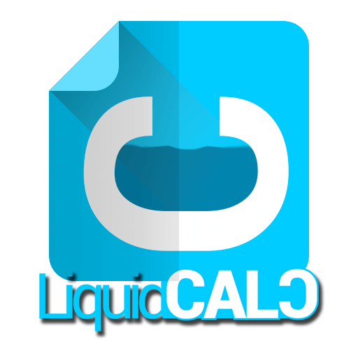 android design liquid calculator