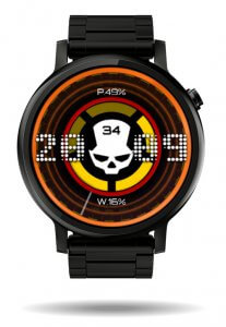 The Division watch face 01