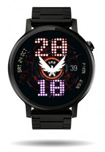 The Division watch face 03