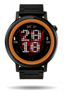 The Division watch face 04