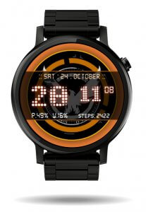 The Division watch face 05