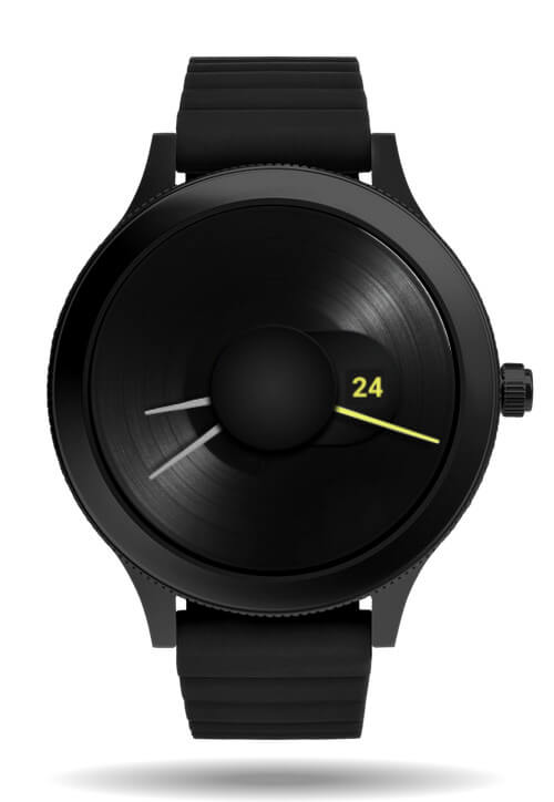 Watch face Vinyl Clear